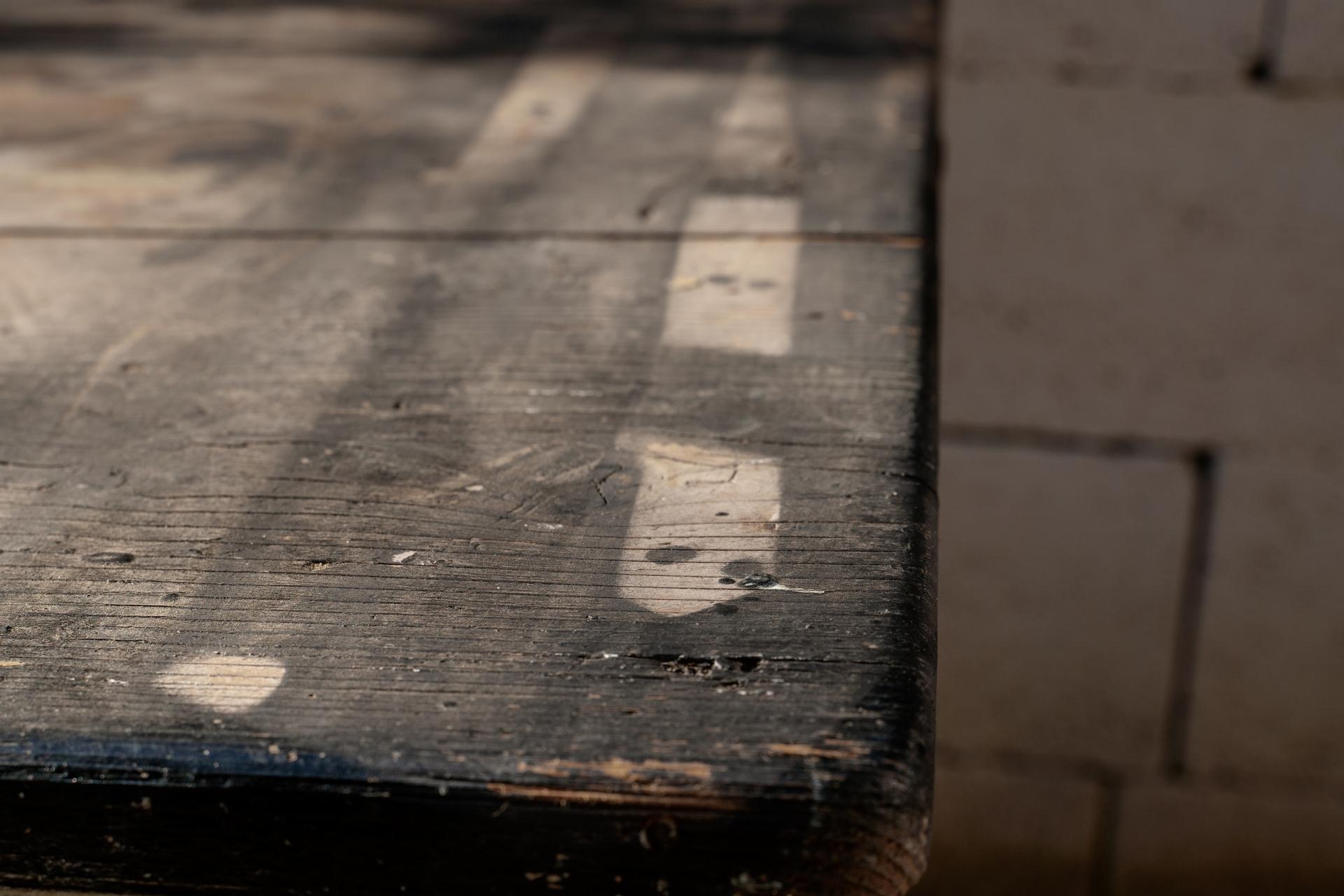 Régi asztallap (Elvis)